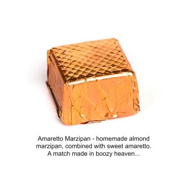 Amaretto Marzipan