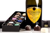 Luxury Prosecco & Chocolates Gift Box