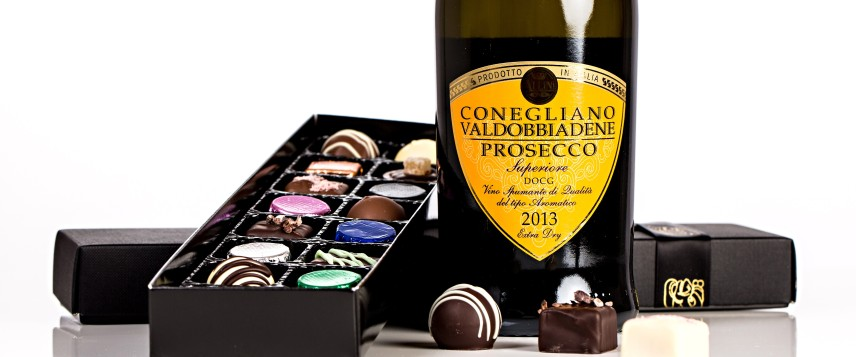 Prosecco & Chocolates Gift Box