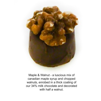 Maple & Walnut