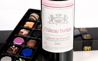Chocolate & Wine Gift Boxes