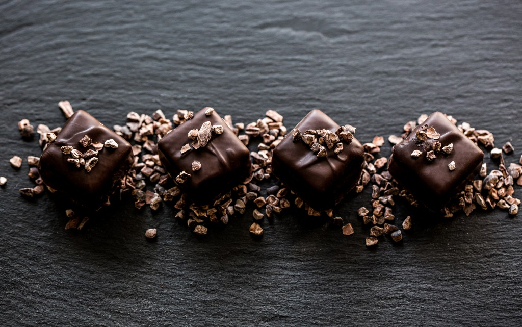 Find out about our Handmade Chocolate Selection!