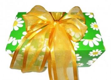 Floral Gift ballotin - Daisies